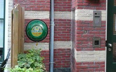 07 nov Wooncorporatie regelt een City AED voor hun bewoners